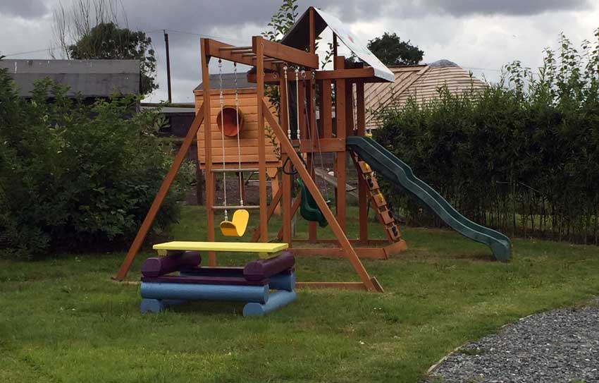 Made-Well Play Area