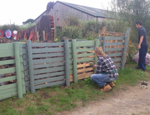 Painting the muck heap