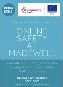 Online safety at Made-Well